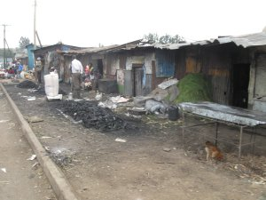 Better housing required in the informal settlements